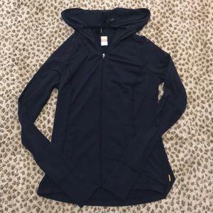 Black Lucy hoodie